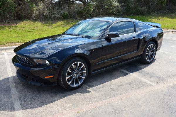 2011 mustang gt cs production numbers